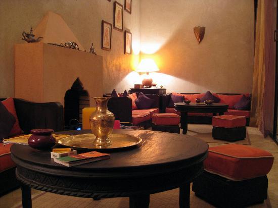 Riad Nabila: The second salon
