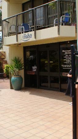 Aloha Apartments: Reception