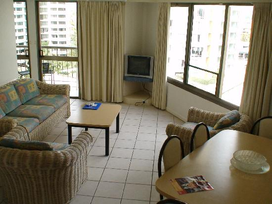 ‪‪Aloha Apartments‬: lounge area‬