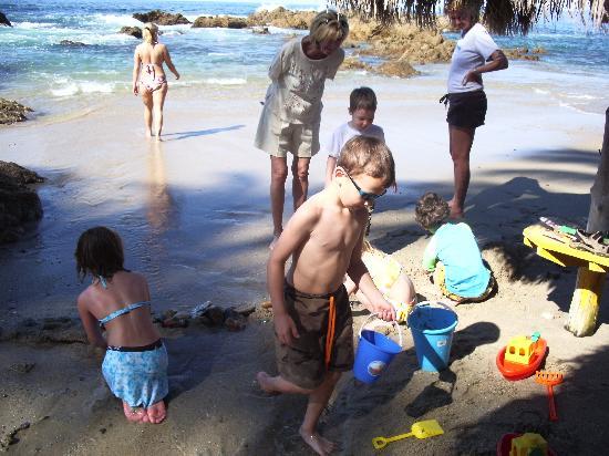 Playa Conchas Chinas Hotel: Spaß für jeden