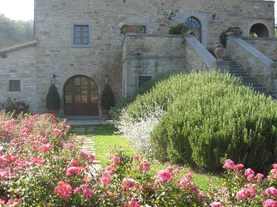 Casa Portagioia: the beautiful grounds