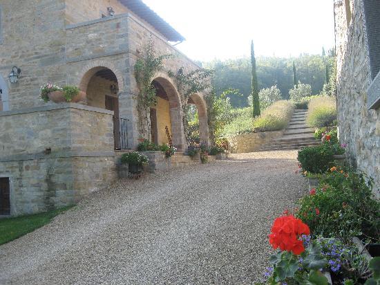 Casa Portagioia: grounds