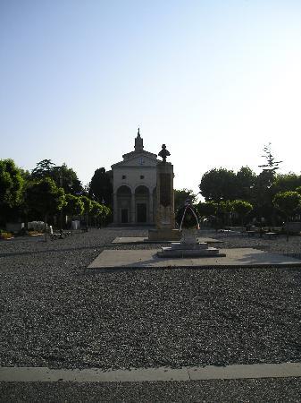 Livorno, إيطاليا: Garibaldi square