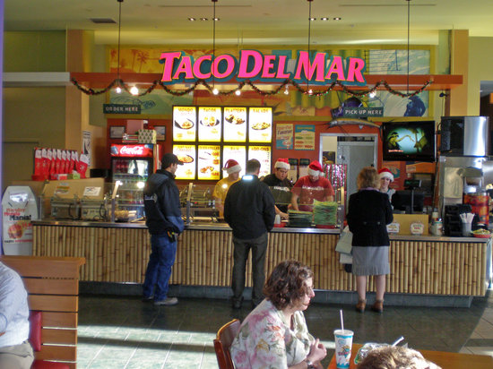 River Park Square Food Court Location