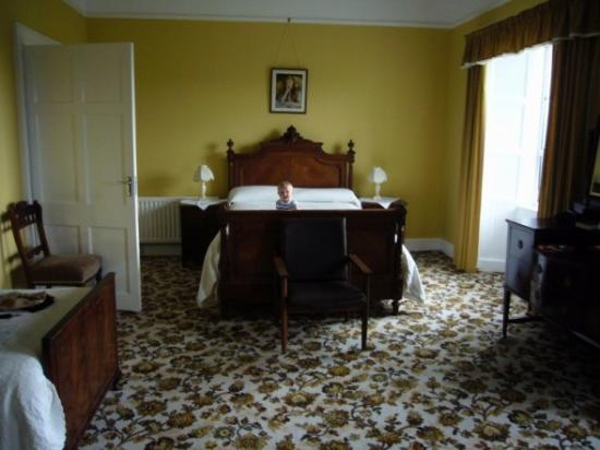 Dualla House: Our room at the Dualla
