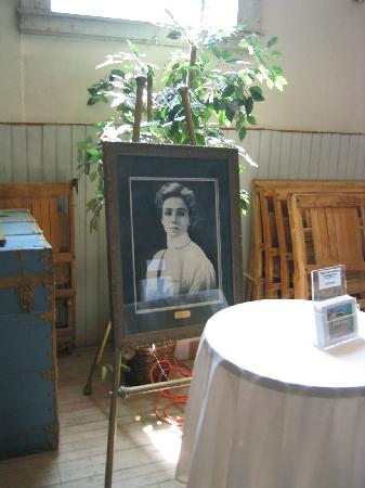 Piper's Opera House: Maude Adams Picture in Opera House