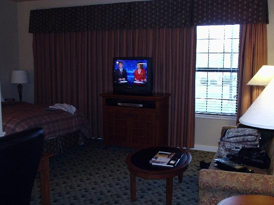HYATT house Parsippany-East: Bedroom