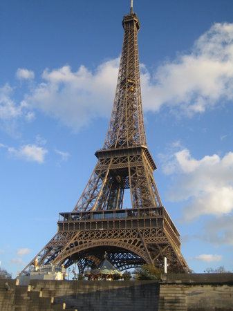 Vedettes de Paris : The Eiffel Tower