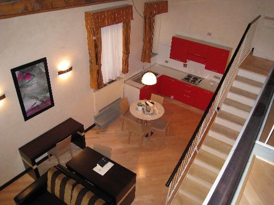 Hotel Degli Orafi: Kitchen