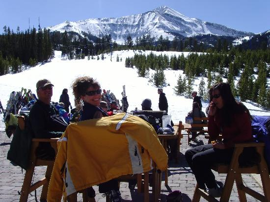 Big Sky Resort Village Center: Madison Village at Moonlight Basin