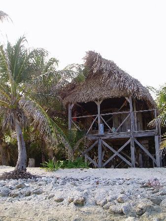 Long Caye Resort: Our Cabana