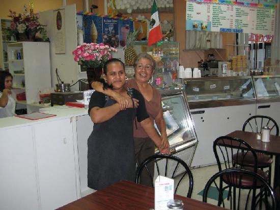 Cielito Lindo Mexican Restaurant: Cielito Lindo, Ice cream counter