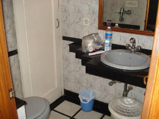 Home Away From Home: Bathroom