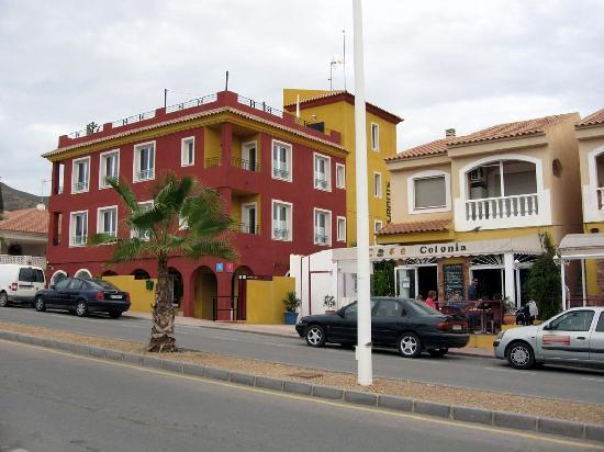 Atrium Hotel & Restaurant: Atrium Hotel & Cafe where breakfast is taken