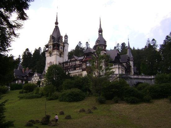 Sinaia, Rumania: castello peles