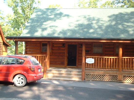 Bear Creek Crossing Resort : Our Cabin