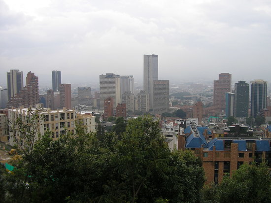 Bogota, Colombie : city view