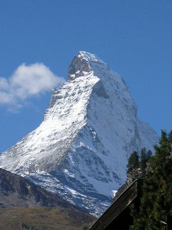 monte cervino ( zermatt ), suiza - picture of the matterhorn