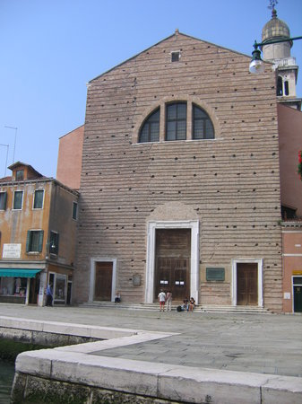 Church of San Pantalon