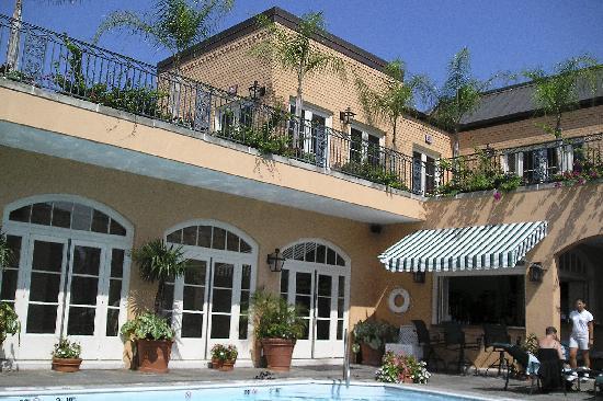 Hotel Monteleone: Rooftop Pool