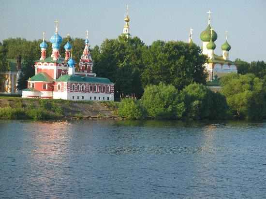 Углич, Россия: Uglich Church