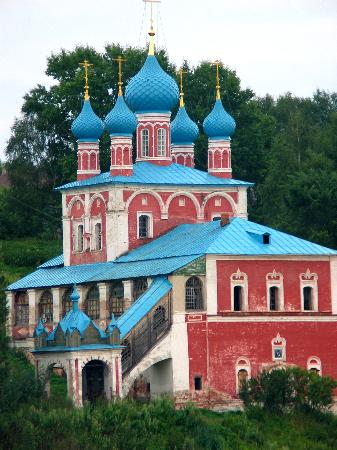 Углич, Россия: Uglich Church 2