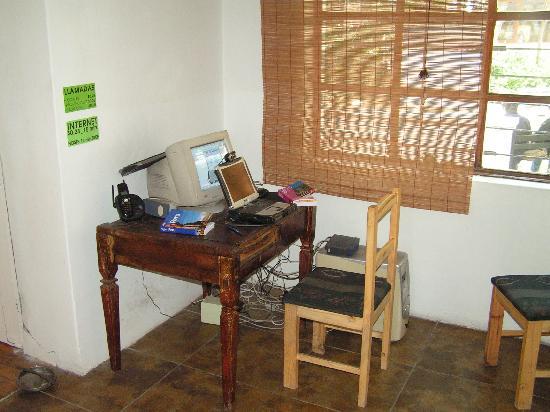 Casa Kanela: Internet and wlan