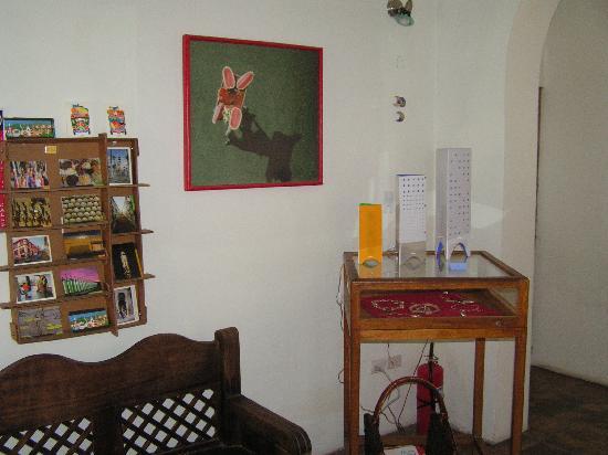 Casa Kanela: Postcards and handicrafts