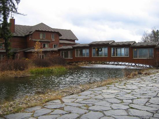 Auberge Du Lac Taureau: Archway