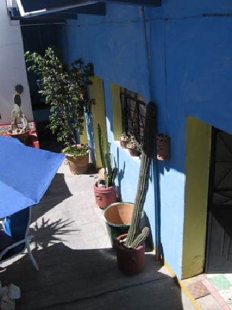 Casa de Don Pablo Hostel : Patio - Casa de Don Pablo