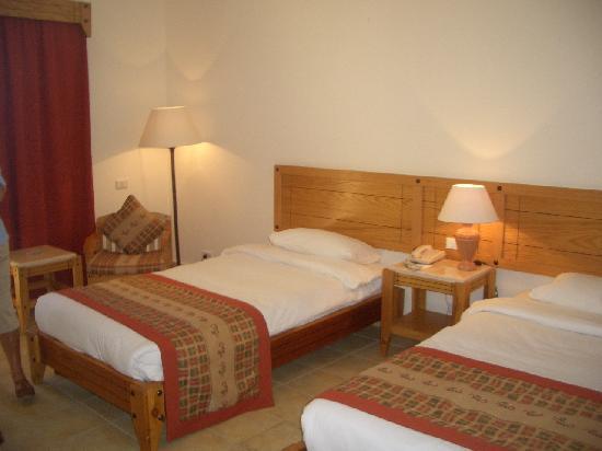 Three Corners Fayrouz Plaza Beach Resort: La chambre
