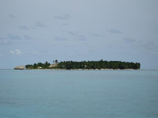 Glover's Atoll Resort: The Island