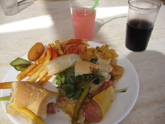 Blau Varadero Food Reviews