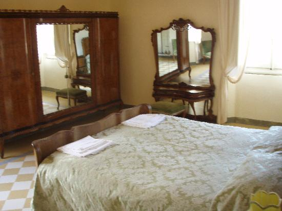 Fattoria Bacio: our room