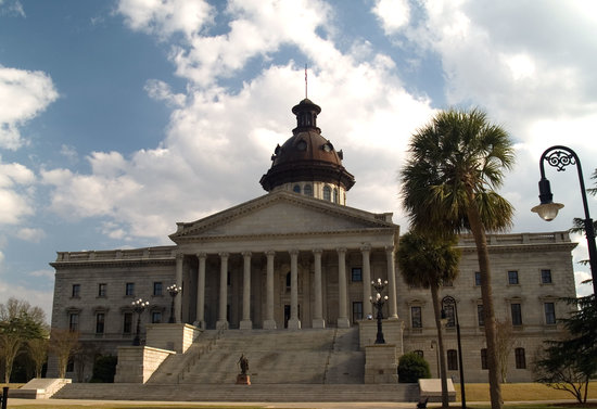 Columbia, SC: The Statehouse
