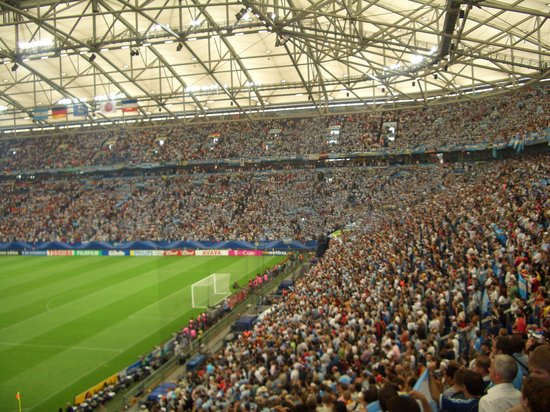 Veltins Arena Gelsenkirchen Germany Top Tips Before