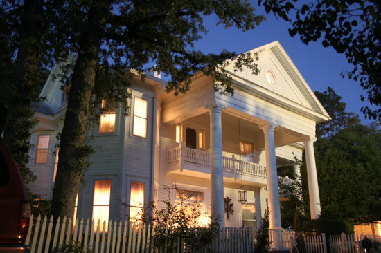 Winnsboro, TX: Oaklea Mansion