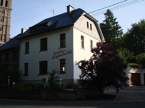 Hotel Butgenbacher-Hof: the guesthouse