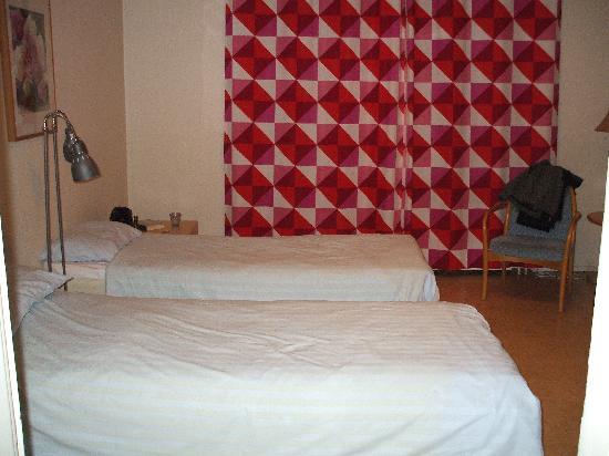 STF Malmo Eriksfalt: Our bedroom