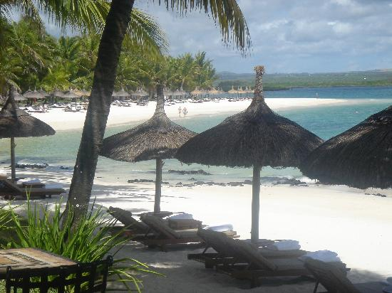 One&Only Le Saint Geran - TEMPORARILY CLOSED: the beach