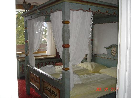 Arabella Brauneck Hotel: Picture of Bedrrom
