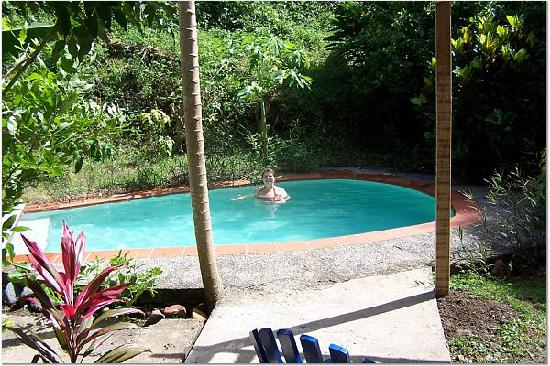 Culloden Bay, Tobago: Lover's Retreat Pool