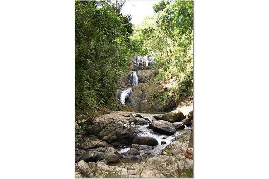 Footprints Eco Resort: Argle Falls
