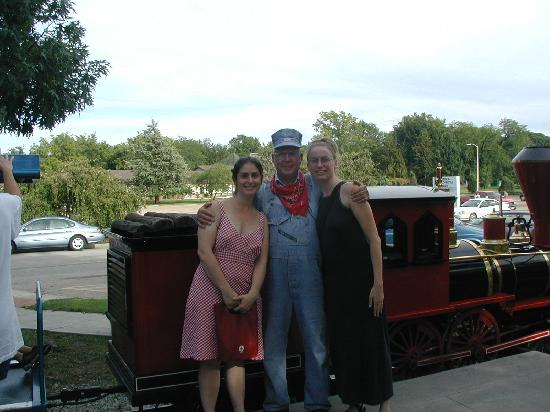 Gage Park Train