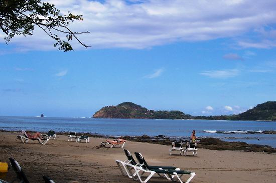 Occidental Papagayo - Adults only: Occidental's Beach