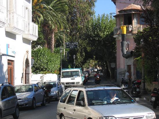 Mami Camilla: View near the Hotel