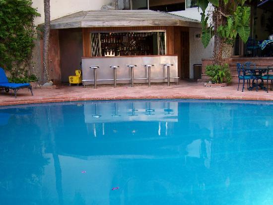 Acasol Hotel: Pool Side Bar