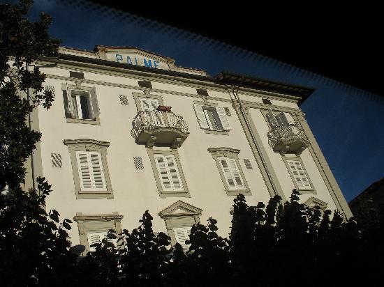 Hotel Alexander Palme: Front of Alexender Palme