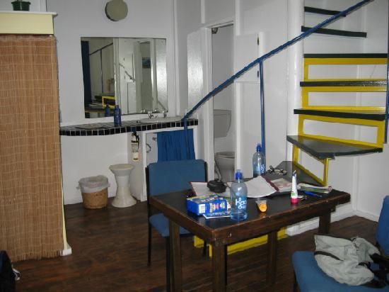 Paradise Inn: view 1