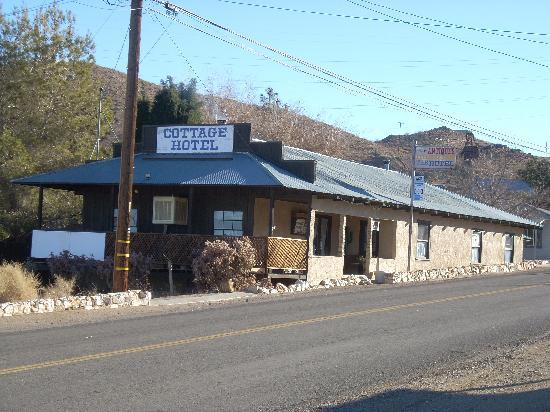 Randsburg, كاليفورنيا: Cottage Hotel